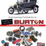 Burton - In the beginning...