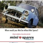 Minispares - Where would you be?